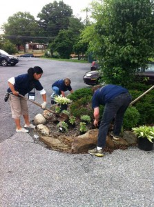 Crescent Ridge Service Project