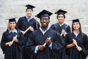Graduation Gap Wider than Enrollment Gap for the Poor