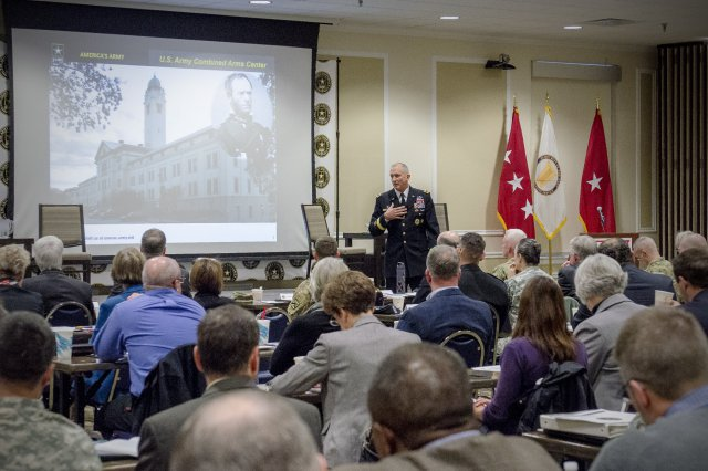 APUS Participates in the United States Army's First Higher Education Symposium