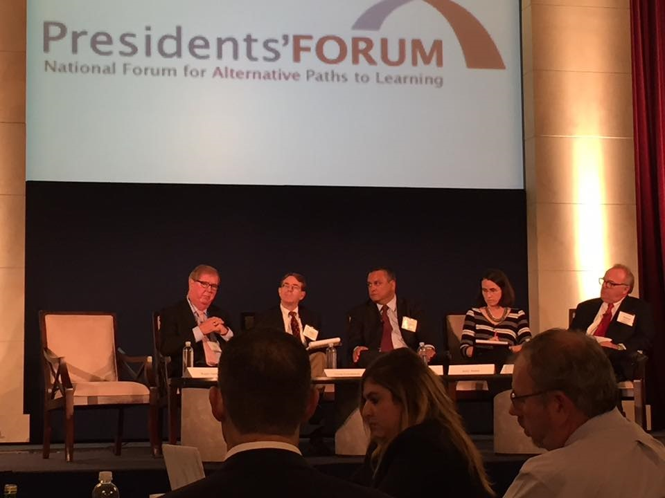 Measuring Progress: Catching Up With Innovation – the 13th Annual Presidents' Forum