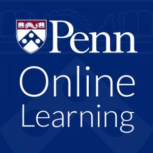 Penn Online Learning logo