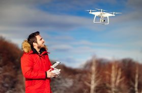 drones Boston