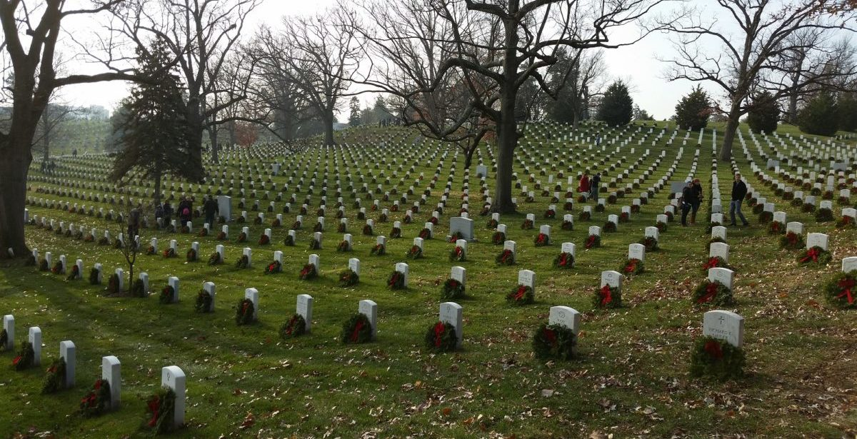 Wreaths Across America: Honor the Fallen This Holiday