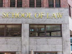 law schools Boston