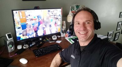 Skype a Scientist Danny Welsch