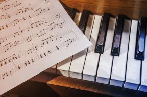 Piano solace music Johnson