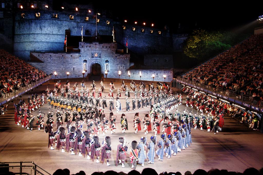 The Royal Edinburgh Military Tattoo: An Unforgettable Event