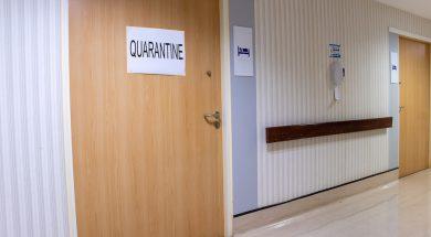 hospital stay pandemic Boston