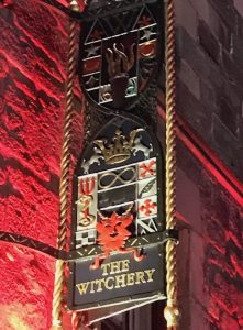 The Witchery by the Castle Hotel Fuson