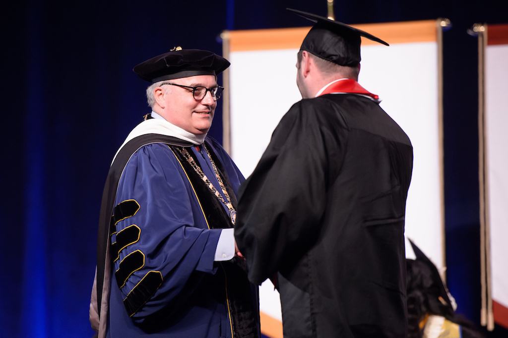 Commencement Weekend 2020: Reflecting on the 'Favorite Weekend of the Year' at Our University