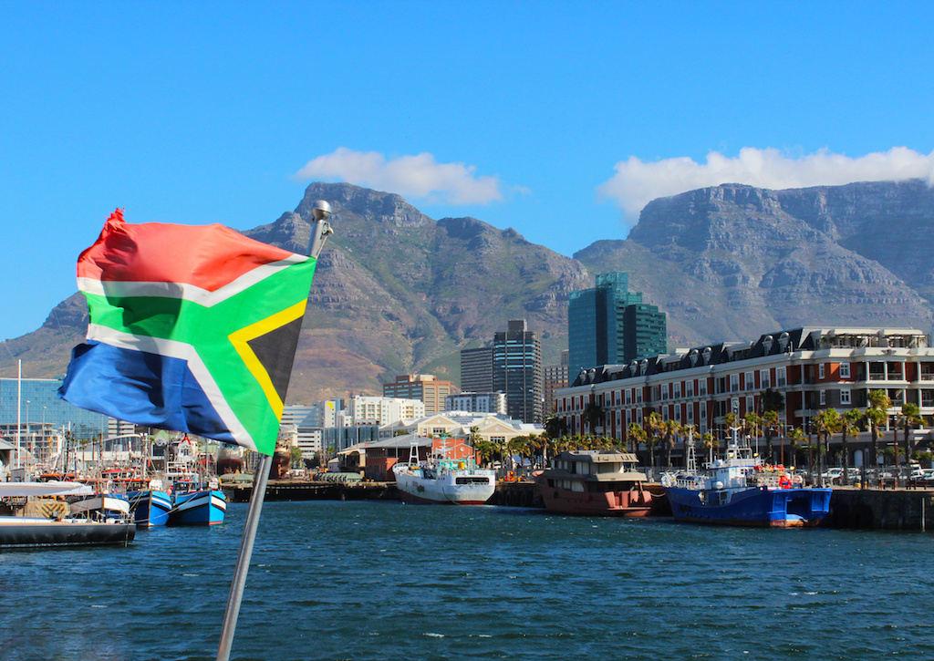 Believing Positive Change Can Happen: A Trip to South Africa