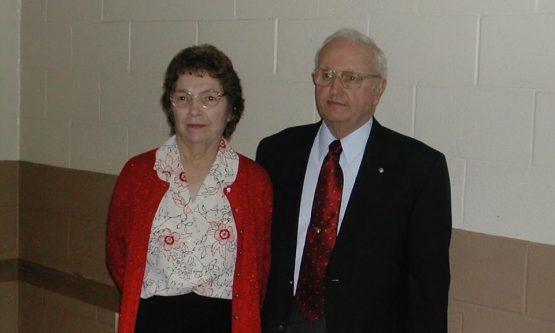 Wallace Boston Sr. and Barbara