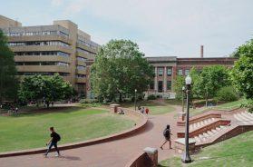 college experience COVID-19 Boston