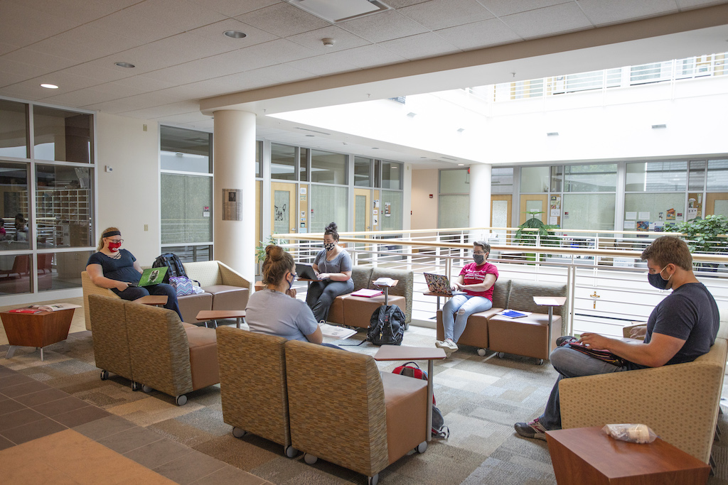 Saint Francis University Returns to On-Campus Classes This Fall