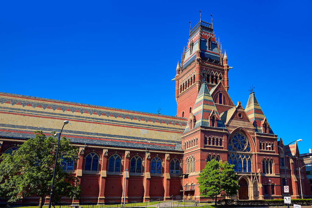 Yale/Harvard Study Examines If Colleges Could Be Reopened