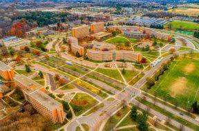 higher ed enrollments Boston