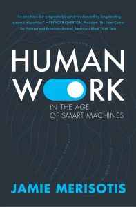 human work Jamie Merisotis