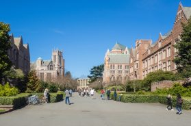 higher ed enrollment Boston